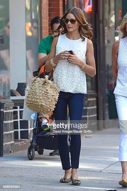 Olivia Palermo is seen on May 19 2012 in New York City