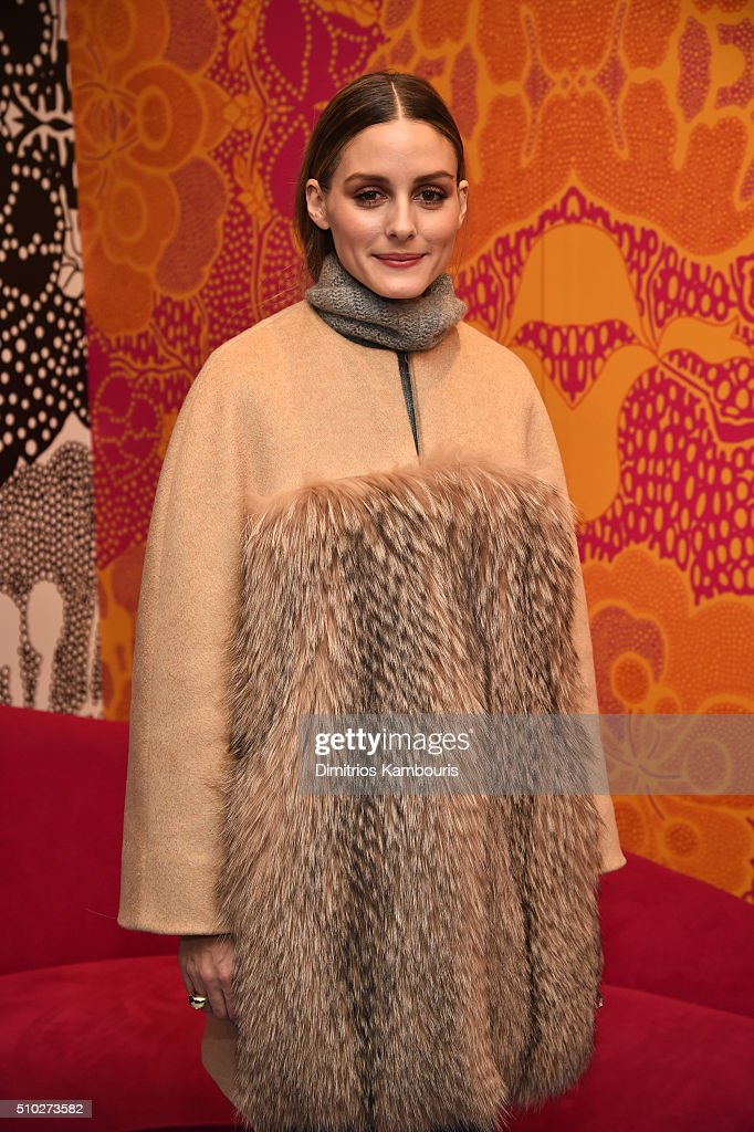 <a gi-track='captionPersonalityLinkClicked' href=/galleries/search?phrase=Olivia+Palermo&family=editorial&specificpeople=2639086 ng-click='$event.stopPropagation()'>Olivia Palermo</a> is seen wearing Diane Von Furstenberg Fall 2016 during New York Fashion Week on February 14, 2016 in New York City.