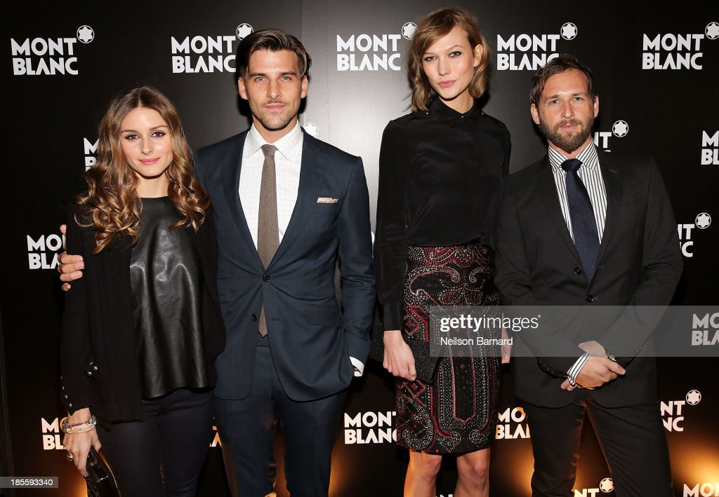 <a gi-track='captionPersonalityLinkClicked' href=/galleries/search?phrase=Olivia+Palermo&family=editorial&specificpeople=2639086 ng-click='$event.stopPropagation()'>Olivia Palermo</a>, <a gi-track='captionPersonalityLinkClicked' href=/galleries/search?phrase=Johannes+Huebl&family=editorial&specificpeople=5696811 ng-click='$event.stopPropagation()'>Johannes Huebl</a>, model <a gi-track='captionPersonalityLinkClicked' href=/galleries/search?phrase=Karlie+Kloss&family=editorial&specificpeople=5555876 ng-click='$event.stopPropagation()'>Karlie Kloss</a> and actor <a gi-track='captionPersonalityLinkClicked' href=/galleries/search?phrase=Josh+Lucas&family=editorial&specificpeople=216514 ng-click='$event.stopPropagation()'>Josh Lucas</a> attend Montblanc celebrates Madison Avenue Boutique Opening at Montblanc Boutique on Madison Avenue on October 22, 2013 in New York City.