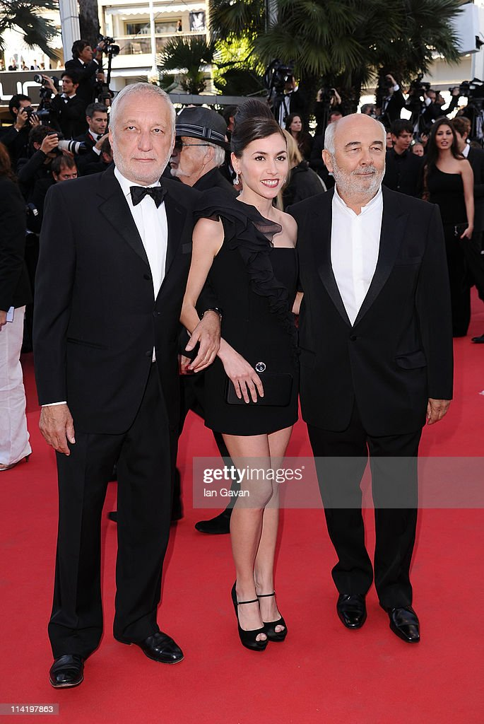 Olivia Ruiz attends 'The Artist' premiere at the Palais des Festivals during the 64th Annual Cannes Film Festival on May 15, 2011 in Cannes, France.
