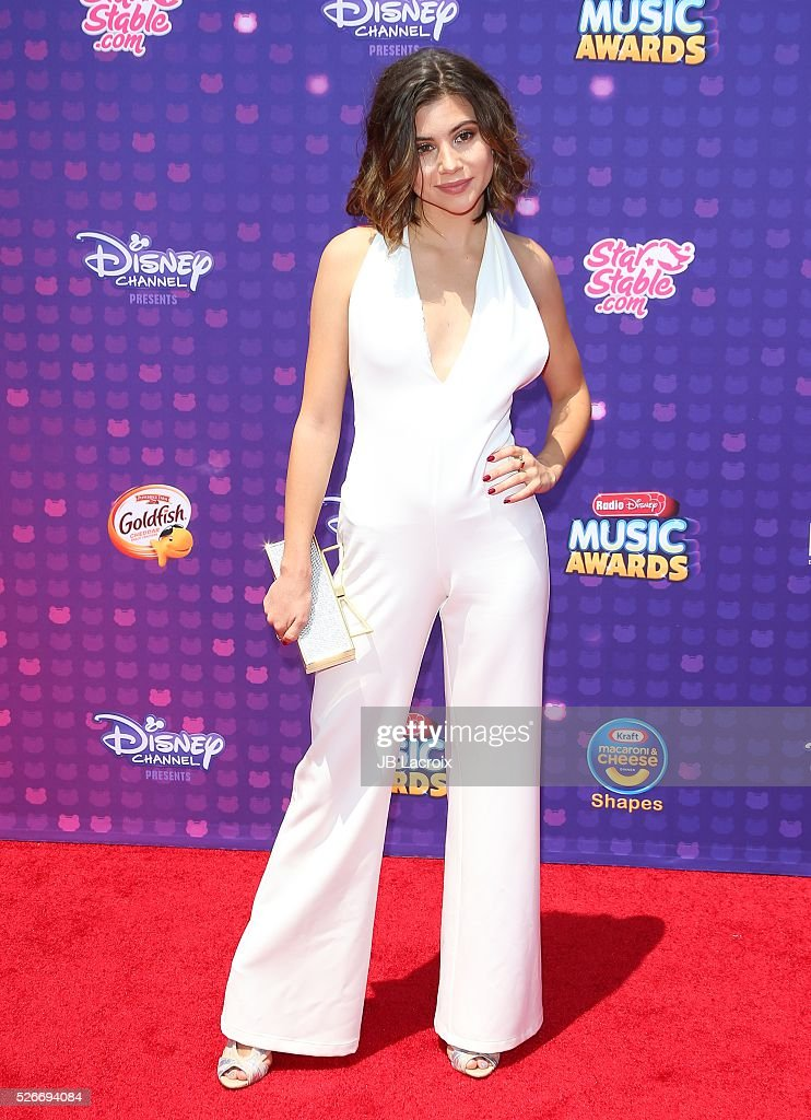 Olivia Stuck attends the 2016 Radio Disney Music Awards on April 30, 2016 in Los Angeles, California.