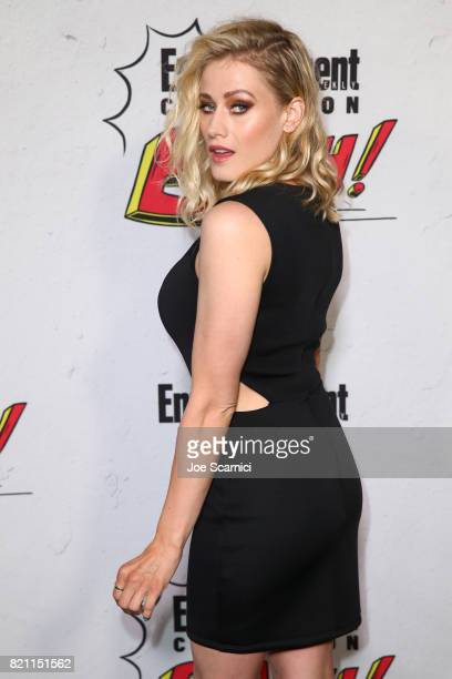 Olivia Taylor Dudley at Entertainment Weekly's annual ComicCon party in celebration of ComicCon 2017 at Float at Hard Rock Hotel San Diego on July 22...