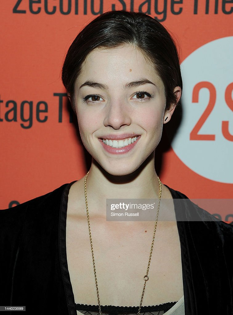 Olivia Thirlby attends 'Lonely I'm Not' Off Broadway Opening Night at HB Burger on May 7, 2012 in New York City.