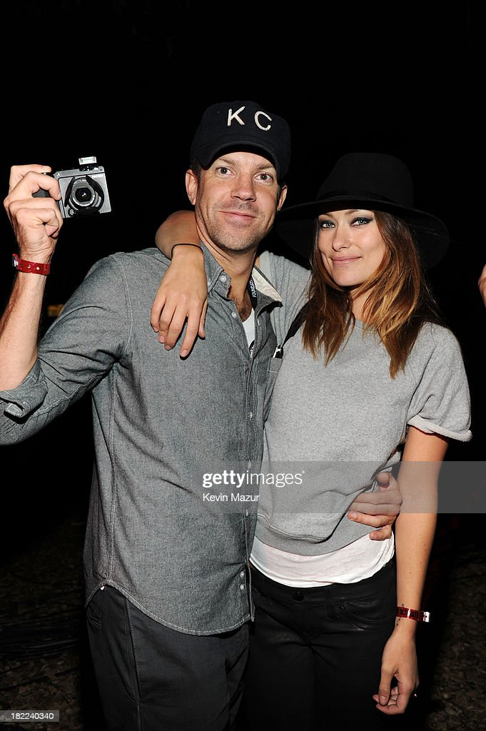 <a gi-track='captionPersonalityLinkClicked' href=/galleries/search?phrase=Olivia+Wilde&family=editorial&specificpeople=235399 ng-click='$event.stopPropagation()'>Olivia Wilde</a> and <a gi-track='captionPersonalityLinkClicked' href=/galleries/search?phrase=Jason+Sudeikis&family=editorial&specificpeople=4232997 ng-click='$event.stopPropagation()'>Jason Sudeikis</a> attend the 2013 Global Citizen Festival to end extreme poverty in Central Park on September 28, 2013 in New York City, New York.