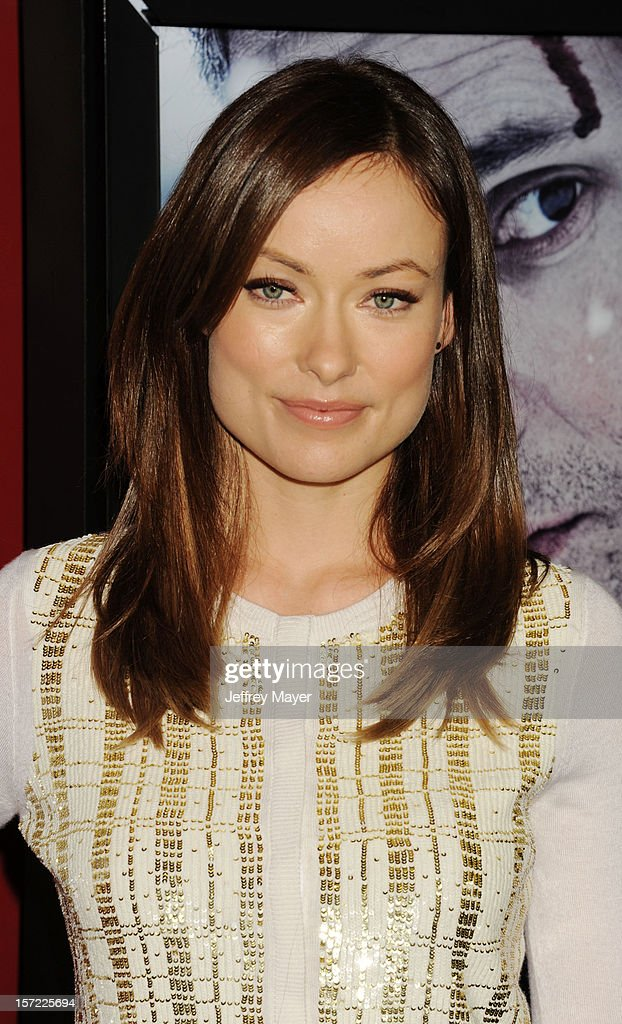 Olivia Wilde arrives at the 'Deadfall' Los Angeles Premiere at ArcLight Hollywood on November 29, 2012 in Hollywood, California.