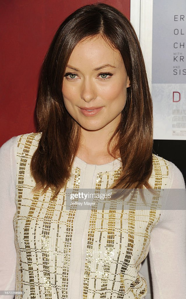 <a gi-track='captionPersonalityLinkClicked' href=/galleries/search?phrase=Olivia+Wilde&family=editorial&specificpeople=235399 ng-click='$event.stopPropagation()'>Olivia Wilde</a> arrives at the 'Deadfall' Los Angeles Premiere at ArcLight Hollywood on November 29, 2012 in Hollywood, California.
