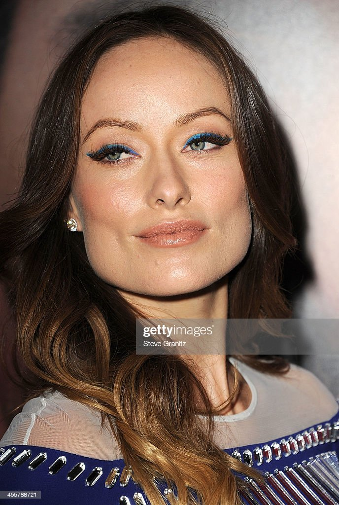 Olivia Wilde arrives at the 'Her' Los Angeles Premiere - Arrivals at Directors Guild Of America on December 12, 2013 in Los Angeles, California.