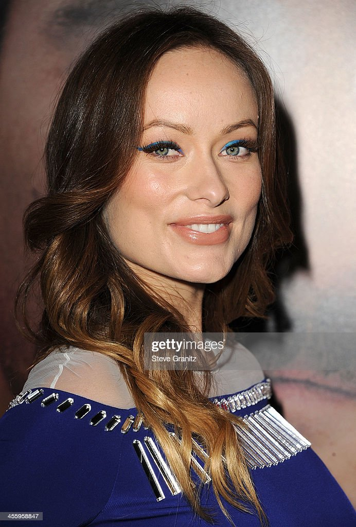 <a gi-track='captionPersonalityLinkClicked' href=/galleries/search?phrase=Olivia+Wilde&family=editorial&specificpeople=235399 ng-click='$event.stopPropagation()'>Olivia Wilde</a> arrives at the 'Her' Los Angeles Premiere - Arrivals at Directors Guild Of America on December 12, 2013 in Los Angeles, California.