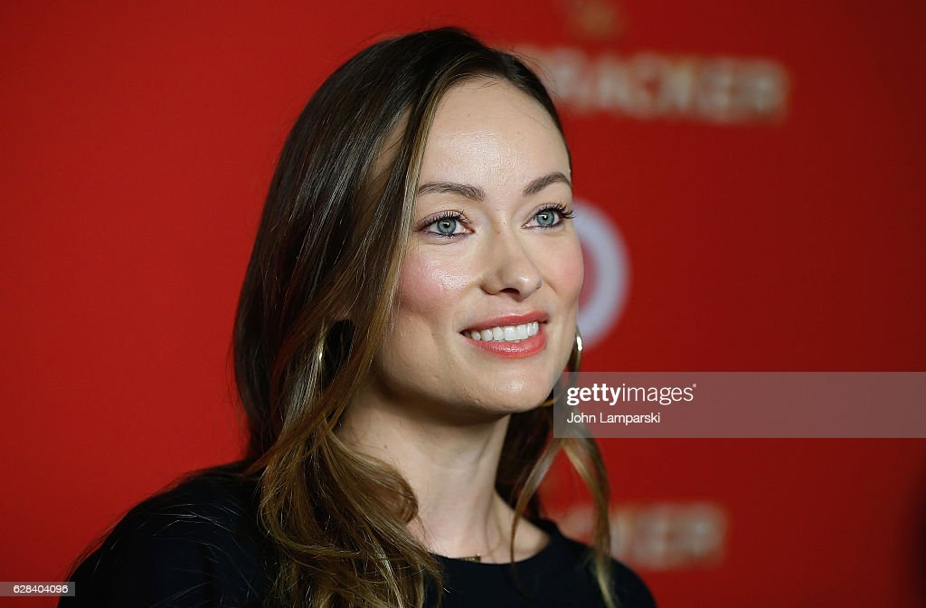 Olivia Wilde attends Target's Toycracker Premiere event at Spring Studios on December 7, 2016 in New York City.