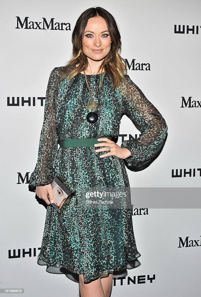 <a gi-track='captionPersonalityLinkClicked' href=/galleries/search?phrase=Olivia+Wilde&family=editorial&specificpeople=235399 ng-click='$event.stopPropagation()'>Olivia Wilde</a> attends the 2013 Whitney Art Party at Skylight at Moynihan Station on May 1, 2013 in New York City.