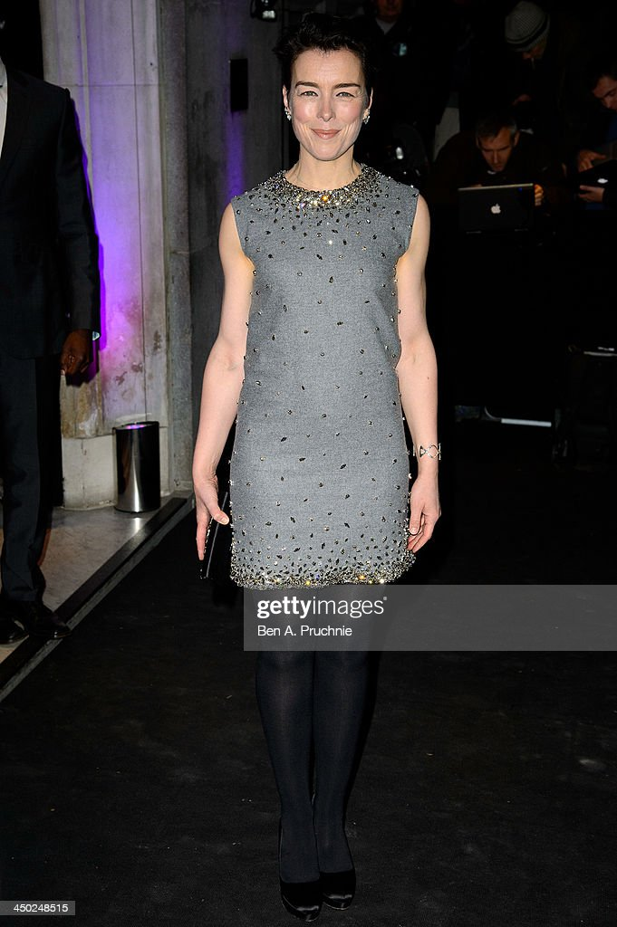 <a gi-track='captionPersonalityLinkClicked' href=/galleries/search?phrase=Olivia+Williams&family=editorial&specificpeople=203186 ng-click='$event.stopPropagation()'>Olivia Williams</a> attends the Evening Standard Theatre Awards at The Savoy Hotel on November 17, 2013 in London, England.