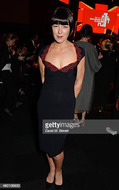 Olivia Williams attends The Moet British Independent Film Awards 2014 at Old Billingsgate Market on December 7 2014 in London England