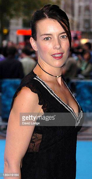 Olivia Williams during 'Lady In The Water' London Premiere at Vue West End in London Great Britain