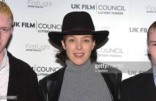 Olivia Williams during The Firstlight Film Awards at The Odeon West end in London Great Britain