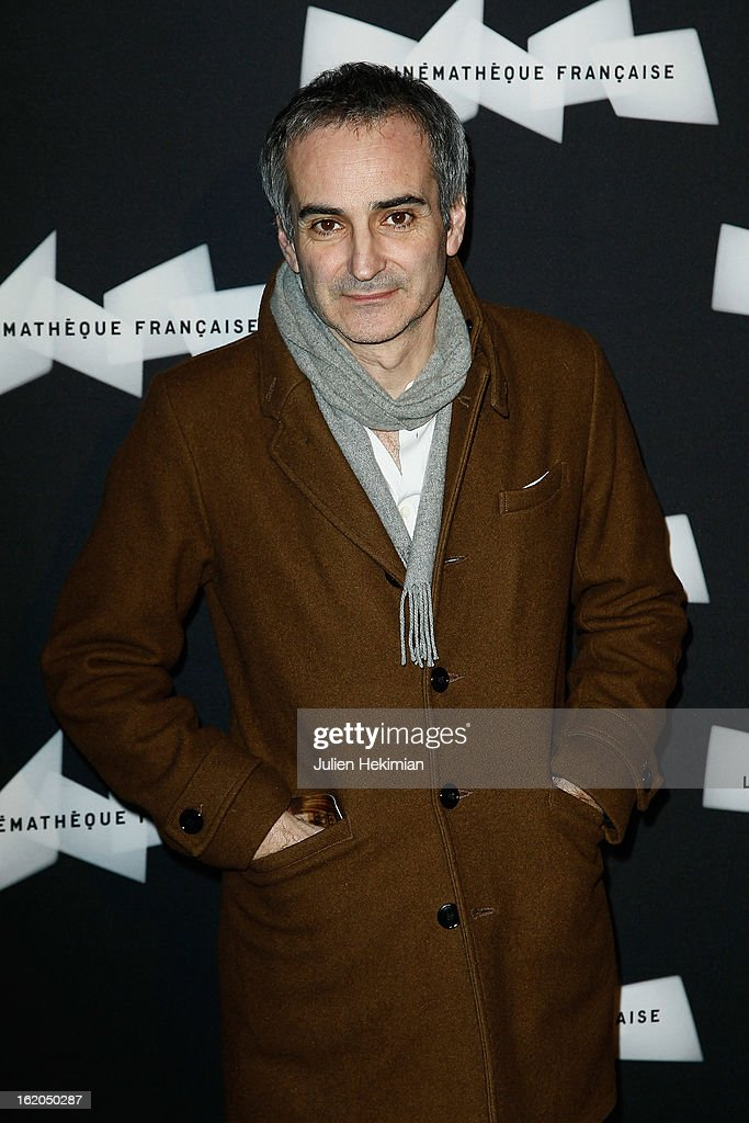 <a gi-track='captionPersonalityLinkClicked' href=/galleries/search?phrase=Olivier+Assayas&family=editorial&specificpeople=240407 ng-click='$event.stopPropagation()'>Olivier Assayas</a> attends the Maurice Pialat Exhibition And Retrospective Opening at Cinematheque Francaise on February 18, 2013 in Paris, France.