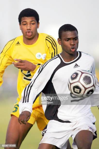 Olivier BONNES / Razzaoui CAMARA ABDOUL Rennes / Nantes 280207 16eme de finale de la coupe GAMBARDELLA