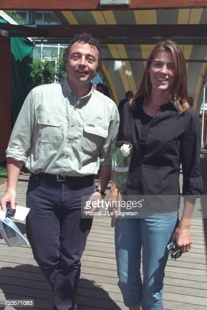 Olivier Chiabodo and Nathalie Simon