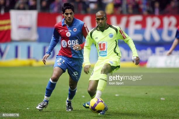 BARZOLA / Olivier DAVIDAS Caen / Le Havre 13e journee Ligue 1