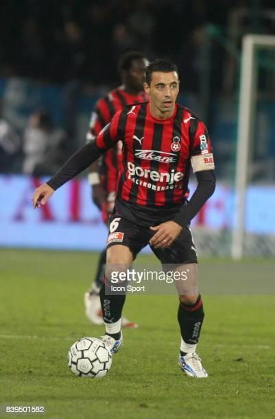 Olivier ECHOUAFNI Auxerre / Nice 16 eme journee de Ligue 1