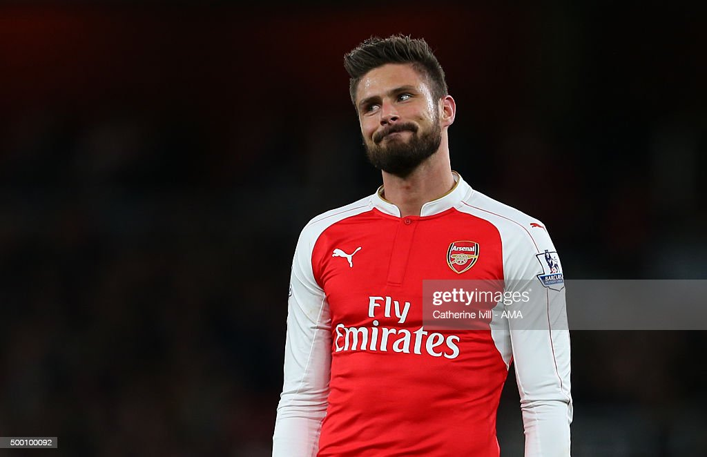 giroud against olympiakos