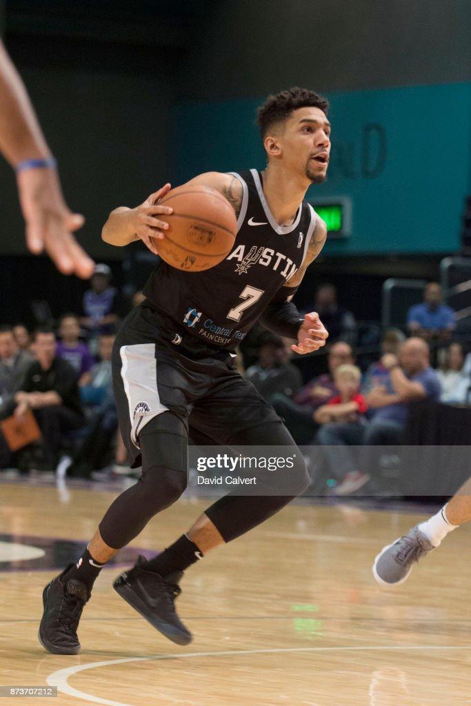 Austin Spurs v Reno Bighorns