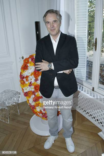 Olivier Lapidus attends The Launch of Olivier Lapidus eCouture on July 1 2017 in Paris France