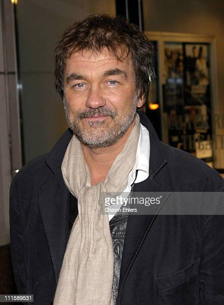 Olivier Marchal during Screening of 'Changing Times' at Rendezvous with French Cinema at Walter Reade Theater in New York City New York United States