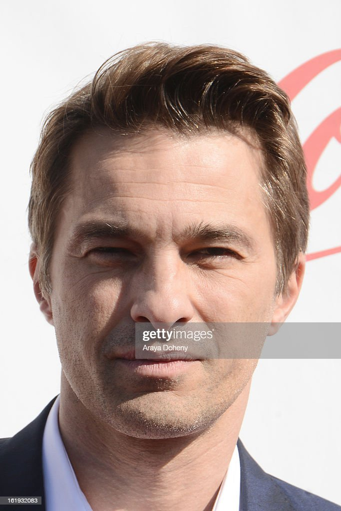 Olivier Martinez arrives at the 3rd Annual Streamy Awards at The Hollywood Palladium on February 17, 2013 in Los Angeles, California.