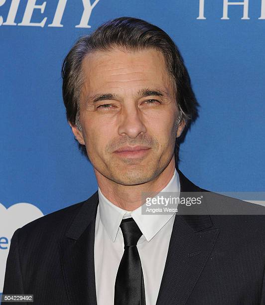 Olivier Martinez attends the 5th Annual Sean Penn Friends HELP HAITI HOME Gala benefiting J/P Haitian Relief Organization at Montage Hotel on January...