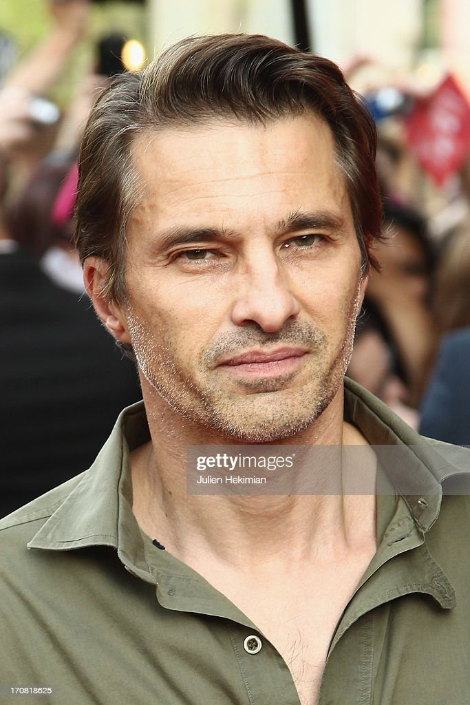 Olivier Martinez attends the 'Imogene' Paris Premiere As Part of The Champs Elysees Film Festival 2013 at Publicis Champs Elysees on June 18, 2013 in Paris, France.