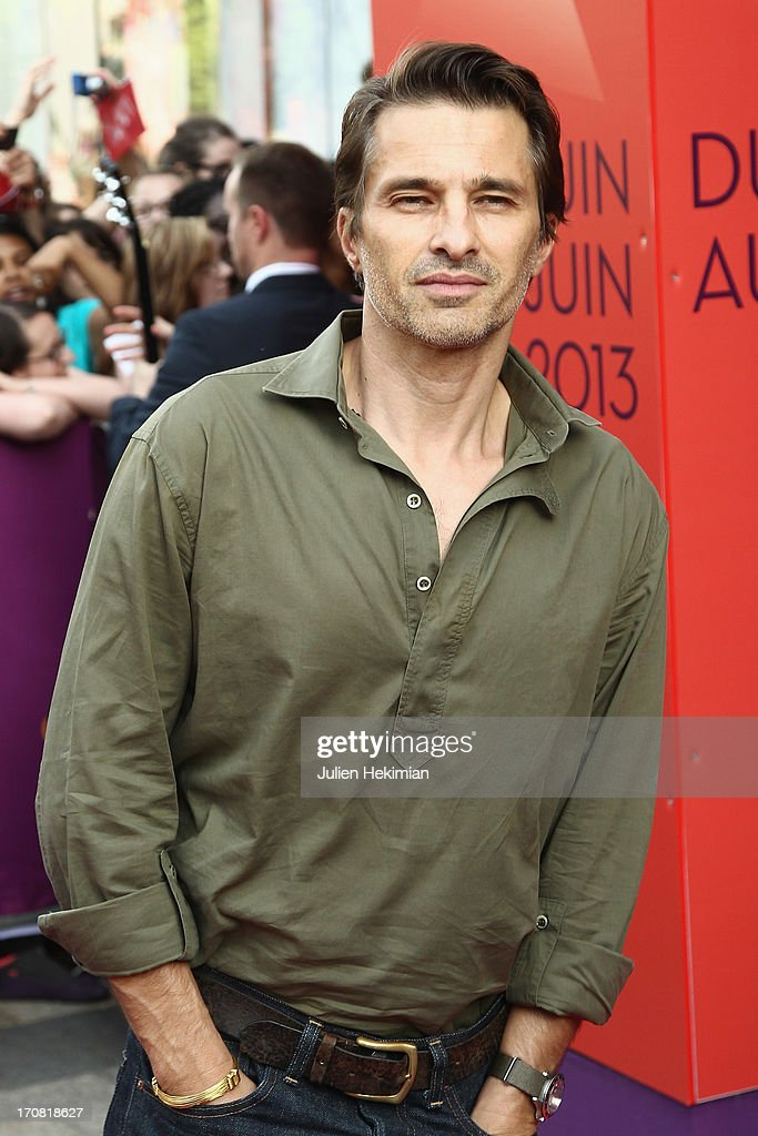 <a gi-track='captionPersonalityLinkClicked' href=/galleries/search?phrase=Olivier+Martinez&family=editorial&specificpeople=213013 ng-click='$event.stopPropagation()'>Olivier Martinez</a> attends the 'Imogene' Paris Premiere As Part of The Champs Elysees Film Festival 2013 at Publicis Champs Elysees on June 18, 2013 in Paris, France.