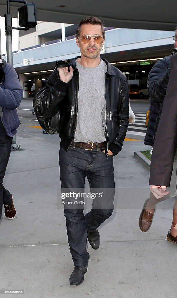 <a gi-track='captionPersonalityLinkClicked' href=/galleries/search?phrase=Olivier+Martinez&family=editorial&specificpeople=213013 ng-click='$event.stopPropagation()'>Olivier Martinez</a> is seen at Los Angeles International Airport on December 22, 2013 in Los Angeles, California.