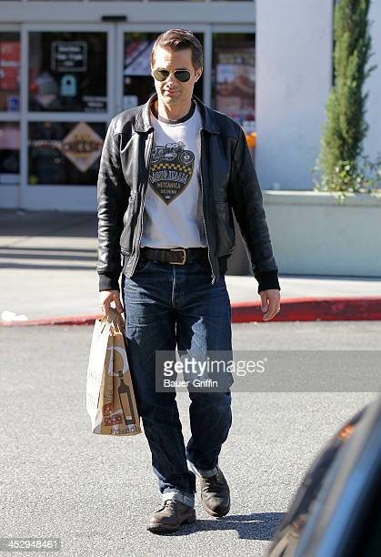 Olivier Martinez is seen on December 01 2013 in Los Angeles California