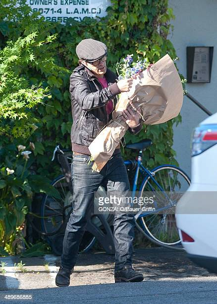 Olivier Martinez is seen on May 11 2014 in Los Angeles California