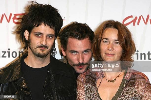 Olivier Masset Sagamore Stevenin and Anne Coesens