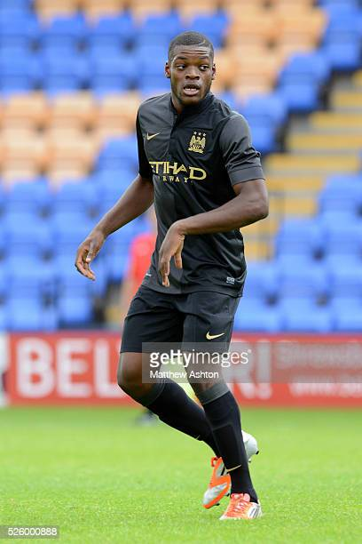 Olivier Ntcham of Manchester City