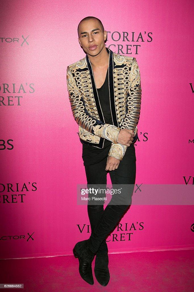 2016 Victoria's Secret Fashion Show in Paris - Pink Carpet Arrivals