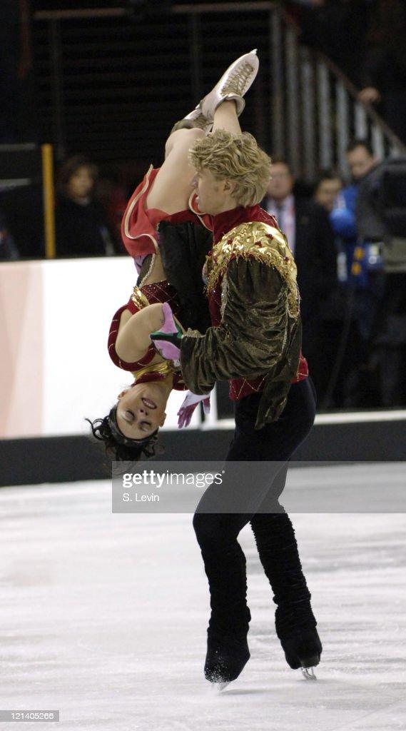 Torino 2006 Olympic Games - Figure Skating - Ice Dancing - Free Dance -