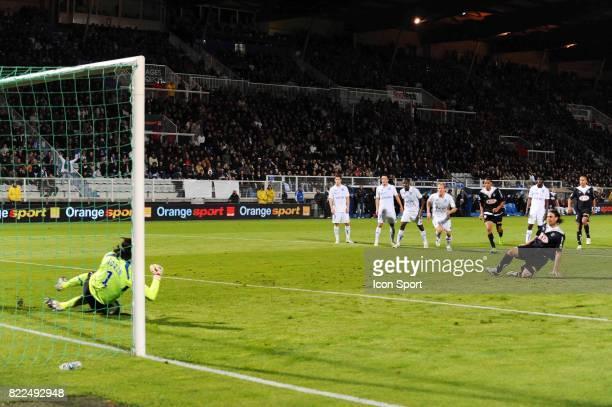 Olivier SORIN / Fernando CAVENAGHI Auxerre / Bordeaux 9eme journee de Ligue 1 Stade Abbe Deschamps Auxerre