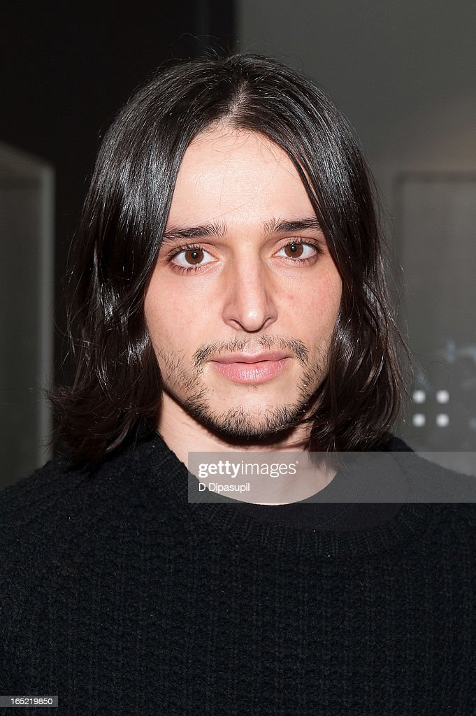 Olivier Theyskens attends 'The Company You Keep' New York Premiere at The Museum of Modern Art on April 1, 2013 in New York City.