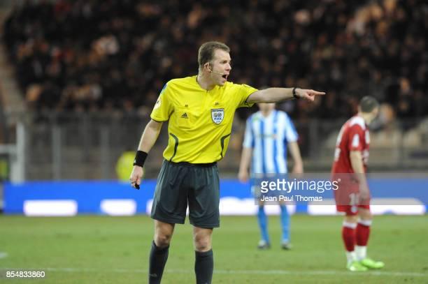 Olivier THUAL Grenoble / Caen 27eme journee de Ligue 1