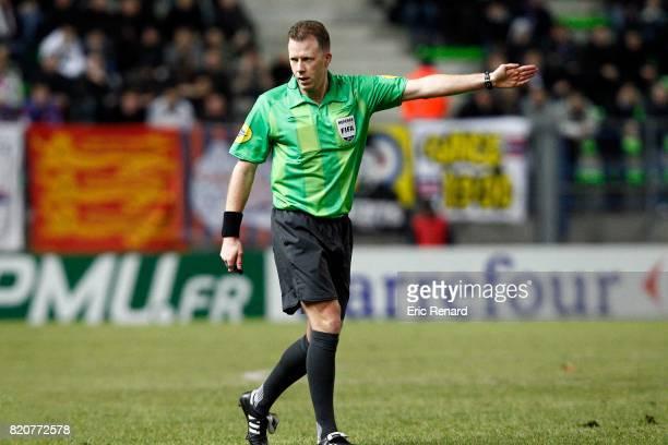 Olivier THUAL Caen / Lyon 32e Finale Coupe de France