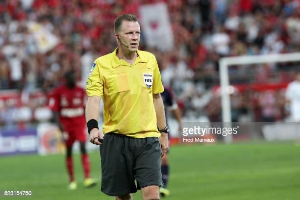 Olivier THUAL Dijon / Lyon 5eme journee de Ligue 1