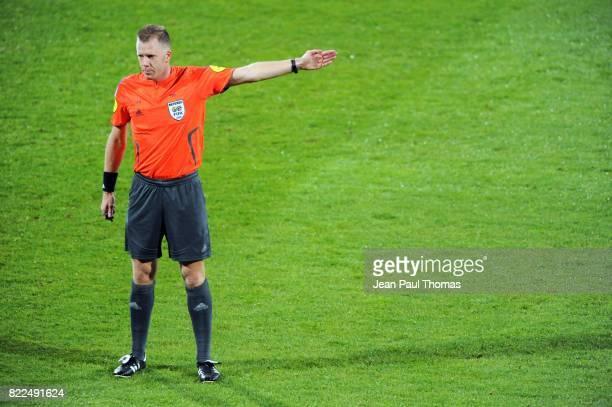 ARBITRE Olivier THUAL Lyon / Sochaux 9eme journee de Ligue 1 Stade Gerland Lyon