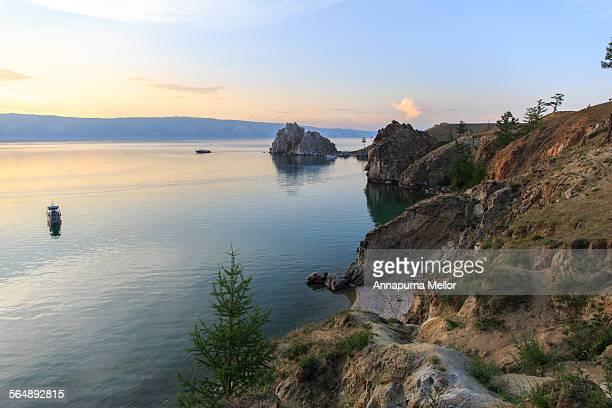 Olkhon Island and Lake Baikal, Siberia, Russia