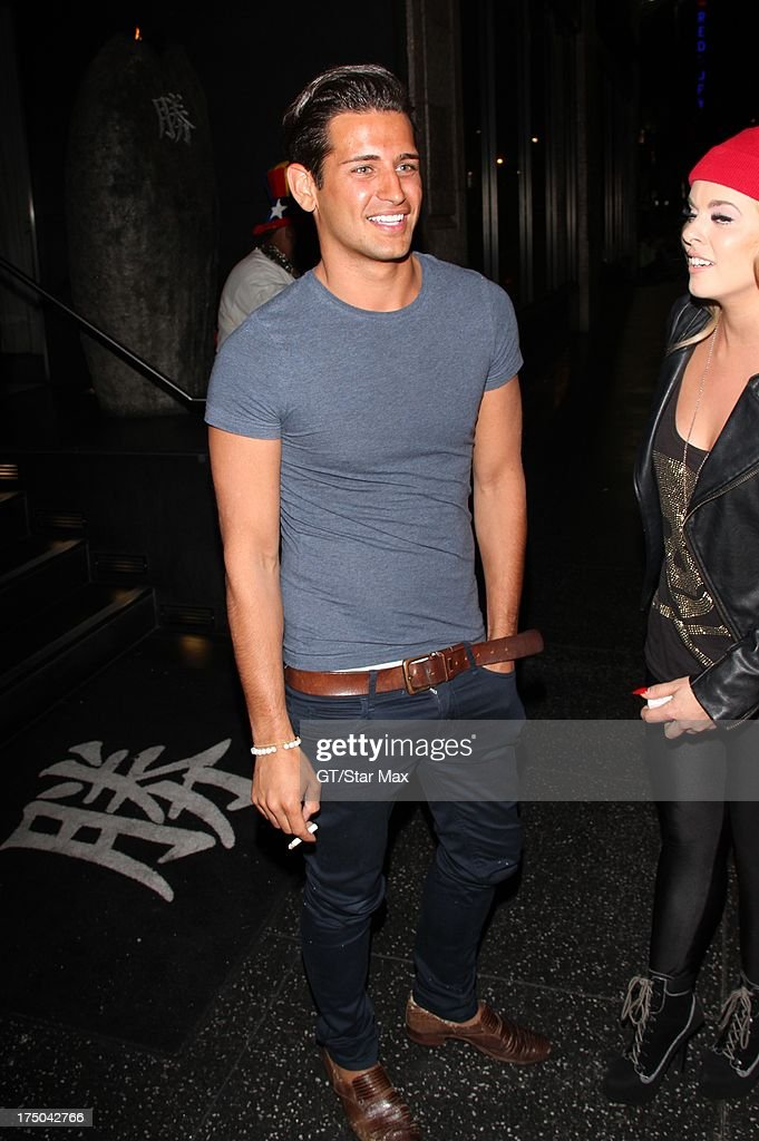 <a gi-track='captionPersonalityLinkClicked' href=/galleries/search?phrase=Ollie+Locke&family=editorial&specificpeople=7775478 ng-click='$event.stopPropagation()'>Ollie Locke</a> as seen on July 29, 2013 in Los Angeles, California.