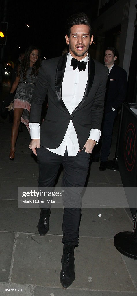 Ollie Locke at 151 Kings Road on March 27, 2013 in London, England.