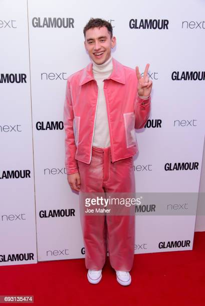 Olly Alexander attends the Glamour Women of The Year awards 2017 at Berkeley Square Gardens on June 6 2017 in London England