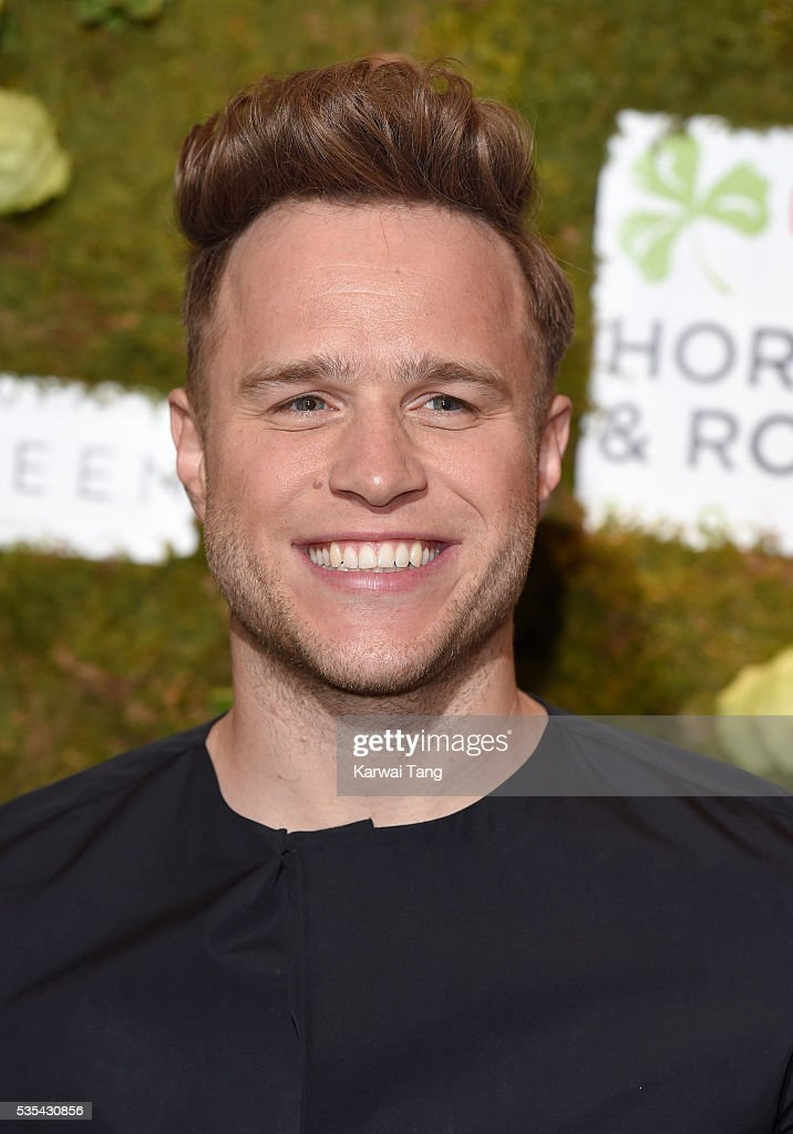 <a gi-track='captionPersonalityLinkClicked' href=/galleries/search?phrase=Olly+Murs&family=editorial&specificpeople=6350751 ng-click='$event.stopPropagation()'>Olly Murs</a> arrives for The Horan And Rose event at The Grove on May 29, 2016 in Watford, England.