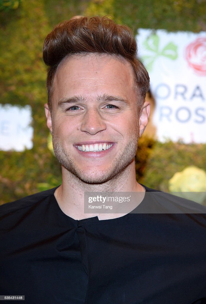 Olly Murs arrives for The Horan And Rose event at The Grove on May 29, 2016 in Watford, England.